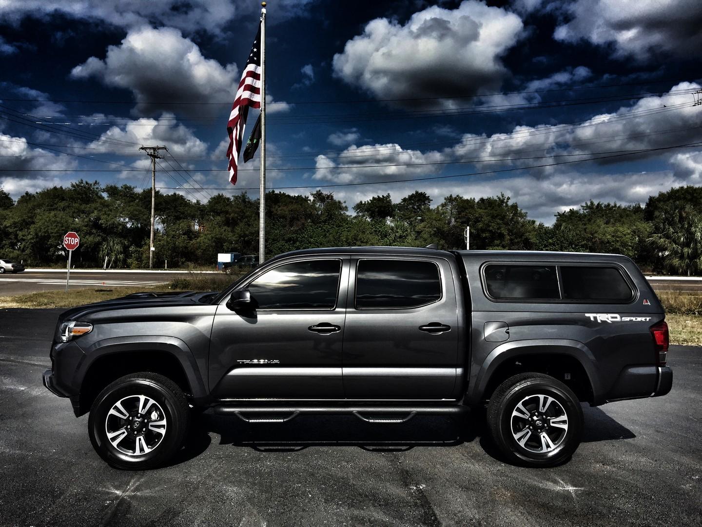 Tampa Bay Toyota >> 2016 Toyota Tacoma TRD SPORT NAV ROOF TOPPER Florida Bayshore Automotive
