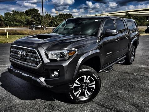 2016 Toyota Tacoma TRD SPORT NAV ROOF TOPPER in , Florida