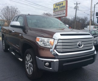 2016 Toyota Tundra Limited in Charlotte, NC
