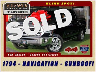 2016 Toyota Tundra 1794 CrewMax 4x4 - NAVIGATION-SUNROOF-BLIS! Mooresville , NC