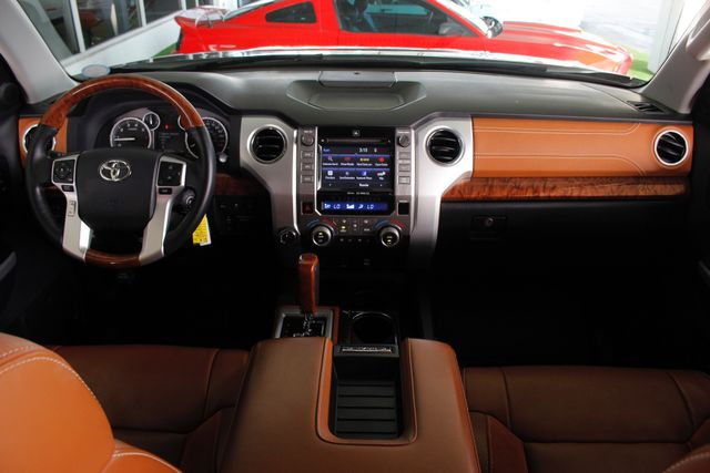 2016 Toyota Tundra 1794 CrewMax 4x4 - NAVIGATION-SUNROOF-BLIS! Mooresville , NC 29
