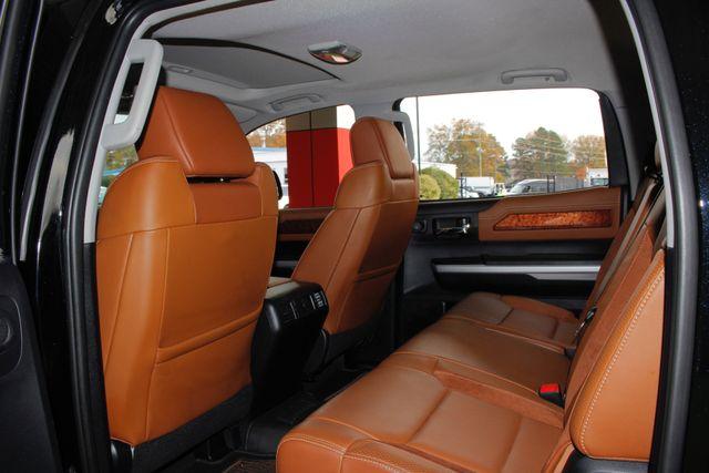 2016 Toyota Tundra 1794 CrewMax 4x4 - NAVIGATION-SUNROOF-BLIS! Mooresville , NC 41