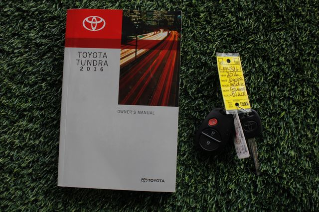 2016 Toyota Tundra 1794 CrewMax 4x4 - NAVIGATION-SUNROOF-BLIS! Mooresville , NC 20
