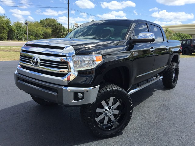 2016 toyota tundra 1794 custom lifted 1 owner storage. Black Bedroom Furniture Sets. Home Design Ideas
