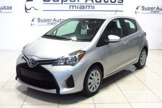 2016 Toyota Yaris L Doral (Miami Area), Florida 1