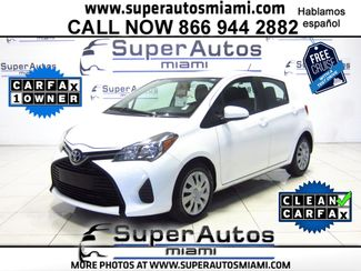 2016 Toyota Yaris L Doral (Miami Area), Florida