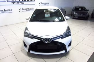 2016 Toyota Yaris L Doral (Miami Area), Florida 2