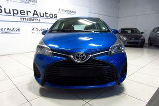 2016 Toyota Yaris L Doral (Miami Area), Florida 32