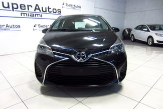 2016 Toyota Yaris LE Doral (Miami Area), Florida 2