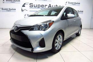 2016 Toyota Yaris LE Doral (Miami Area), Florida 8