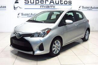 2016 Toyota Yaris LE Doral (Miami Area), Florida 1