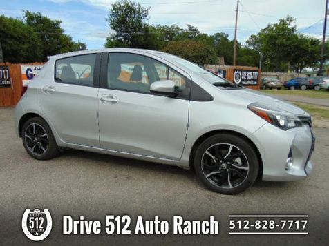 2016 Toyota YARIS SE IPOD ADAPT NICE CAR! in Austin, TX