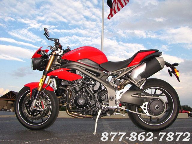2016 Triumph SPEED TRIPLE 1050 S SPEED TRIPLE 1050 S McHenry, Illinois 1