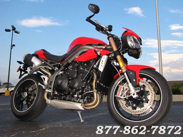 2016 Triumph SPEED TRIPLE 1050 S SPEED TRIPLE 1050 S McHenry, Illinois 2