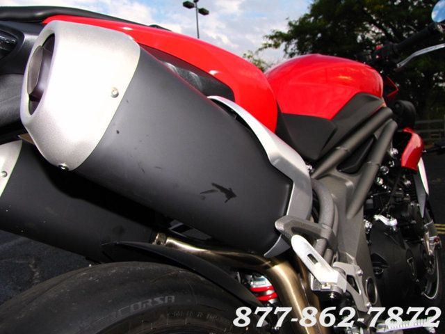 2016 Triumph SPEED TRIPLE 1050 S SPEED TRIPLE 1050 S McHenry, Illinois 23