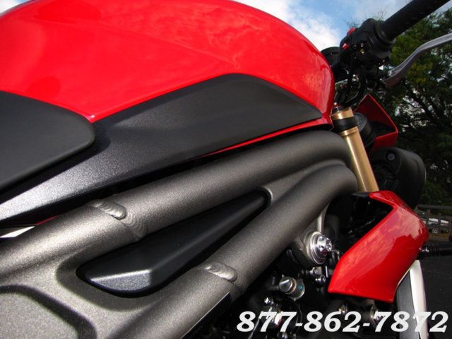 2016 Triumph SPEED TRIPLE 1050 S SPEED TRIPLE 1050 S McHenry, Illinois 24