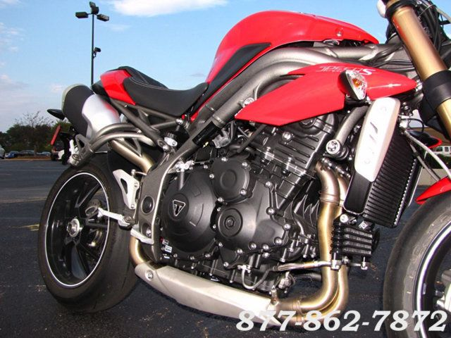 2016 Triumph SPEED TRIPLE 1050 S SPEED TRIPLE 1050 S McHenry, Illinois 25