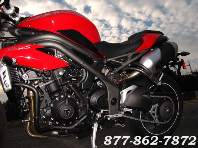 2016 Triumph SPEED TRIPLE 1050 S SPEED TRIPLE 1050 S McHenry, Illinois 26
