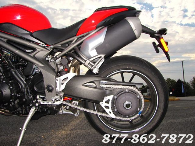 2016 Triumph SPEED TRIPLE 1050 S SPEED TRIPLE 1050 S McHenry, Illinois 28