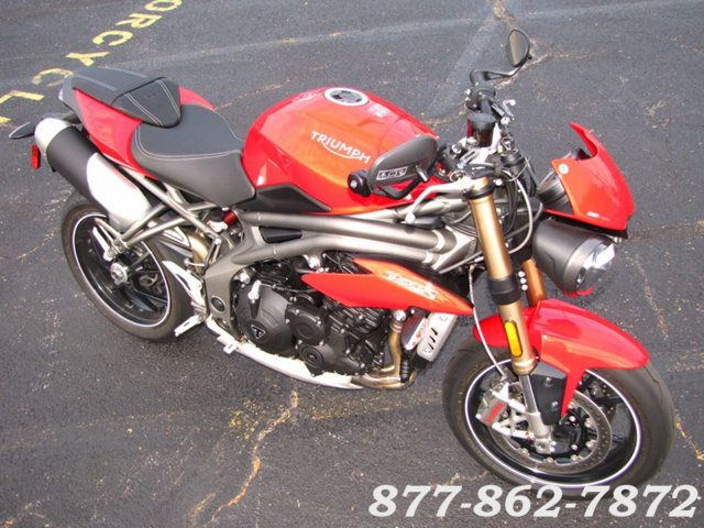 2016 Triumph SPEED TRIPLE 1050 S SPEED TRIPLE 1050 S McHenry, Illinois 30