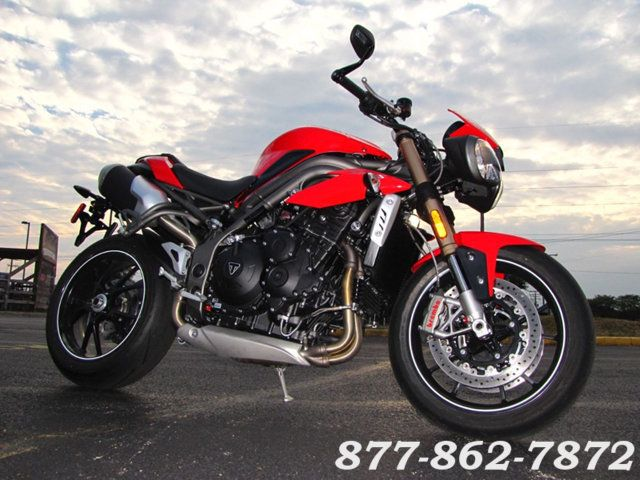 2016 Triumph SPEED TRIPLE 1050 S SPEED TRIPLE 1050 S McHenry, Illinois 36