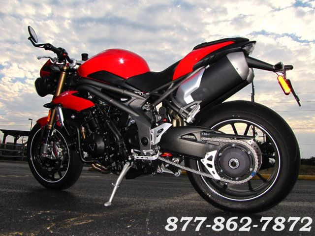 2016 Triumph SPEED TRIPLE 1050 S SPEED TRIPLE 1050 S McHenry, Illinois 39