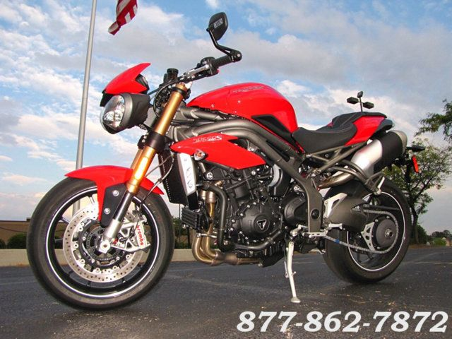2016 Triumph SPEED TRIPLE 1050 S SPEED TRIPLE 1050 S McHenry, Illinois 4