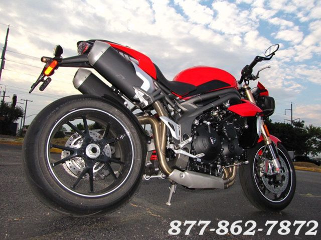 2016 Triumph SPEED TRIPLE 1050 S SPEED TRIPLE 1050 S McHenry, Illinois 41
