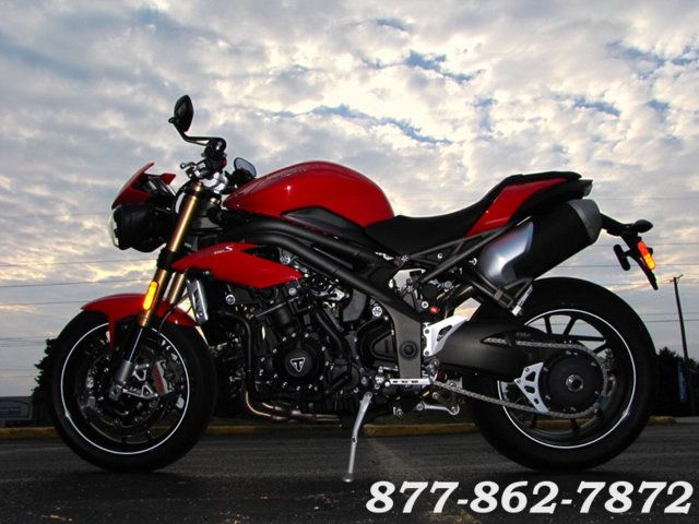 2016 Triumph SPEED TRIPLE 1050 S SPEED TRIPLE 1050 S McHenry, Illinois 42