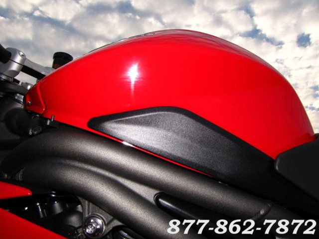 2016 Triumph SPEED TRIPLE 1050 S SPEED TRIPLE 1050 S McHenry, Illinois 44