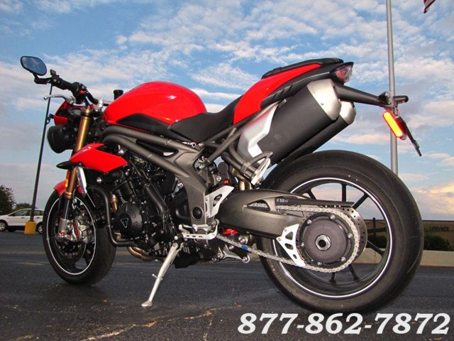 2016 Triumph SPEED TRIPLE 1050 S SPEED TRIPLE 1050 S McHenry, Illinois 5