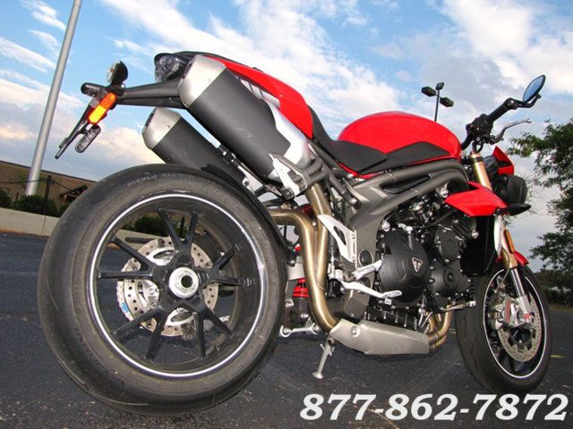 2016 Triumph SPEED TRIPLE 1050 S SPEED TRIPLE 1050 S McHenry, Illinois 7