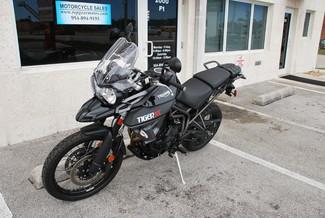 2016 Triumph TIGER 800 XC Dania Beach, Florida 7