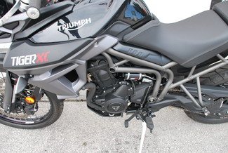 2016 Triumph TIGER 800 XC Dania Beach, Florida 9