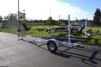 2018 Venture VASK-3200 Skiff Boat Trailer I-Beam Aluminum, fits 19-21ft boat East Haven, Connecticut 1