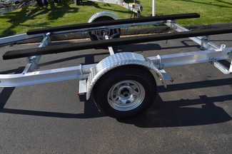 2018 Venture VASK-3200 Skiff Boat Trailer I-Beam Aluminum, fits 19-21ft boat East Haven, Connecticut 4