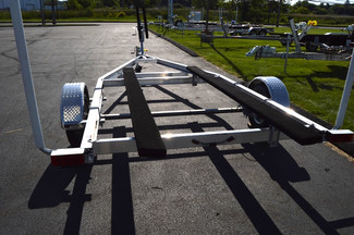 2018 Venture VASK-3200 Skiff Boat Trailer I-Beam Aluminum, fits 19-21ft boat East Haven, Connecticut 5