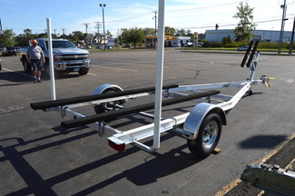 2018 Venture VASK-3200 Skiff Boat Trailer I-Beam Aluminum, fits 19-21ft boat East Haven, Connecticut 6
