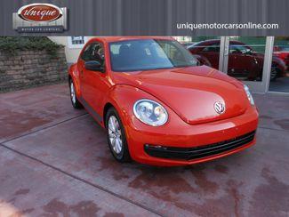 2016 Volkswagen Beetle Coupe 1.8T Classic Bridgeville, Pennsylvania 2