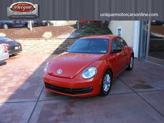 2016 Volkswagen Beetle Coupe 1.8T Classic Bridgeville, Pennsylvania 4