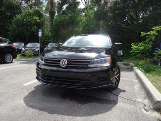 2016 Volkswagen Jetta TSI SE. CAMERA. HTD SEATS. PUSH STRT. APPLECARPLY SEFFNER, Florida 5