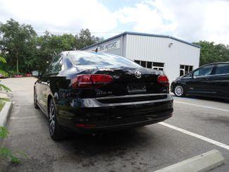 2016 Volkswagen Jetta TSI SE. CAMERA. HTD SEATS. PUSH STRT. APPLECARPLY SEFFNER, Florida 8