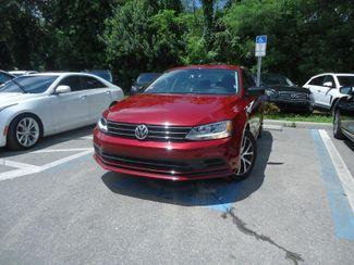 2016 Volkswagen Jetta TSI SE. CAMERA. HTD SEATS. PUSH STRT. APPLECARPLY SEFFNER, Florida 6