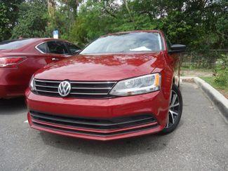 2016 Volkswagen Jetta SE TSI. CAMERA. PUSH STRT HTD SEATS APPLE CARPLY SEFFNER, Florida