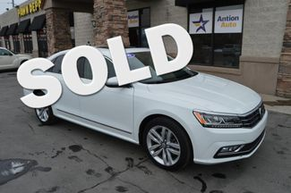 2016 Volkswagen Passat 1.8T SEL | Bountiful, UT | Antion Auto in Bountiful UT