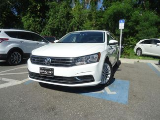 2016 Volkswagen Passat SE SUNRF. LTHR. CAM. HTD SEATS. APPLE CARPLAY SEFFNER, Florida