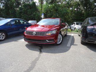 2016 Volkswagen Passat SE SUNRF. LTHR. CAM. HTD SEATS. APPLE CARPLAY SEFFNER, Florida
