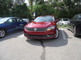 2016 Volkswagen Passat SE SUNRF. LTHR. CAM. HTD SEATS. APPLE CARPLAY SEFFNER, Florida 6