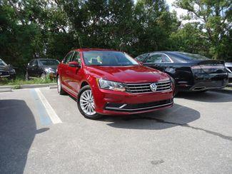 2016 Volkswagen Passat SE SUNRF. LTHR. CAM. HTD SEATS. APPLE CARPLAY SEFFNER, Florida 7