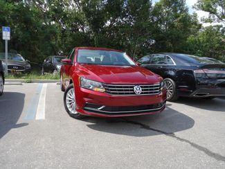 2016 Volkswagen Passat SE SUNRF. LTHR. CAM. HTD SEATS. APPLE CARPLAY SEFFNER, Florida 8